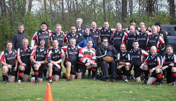 BRFC Old Boys Rugby in 2016